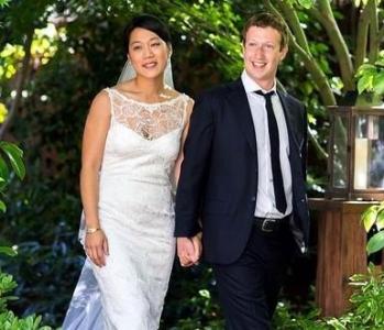 Mark Zuckerberg Gets Married, Caps off Busy Week