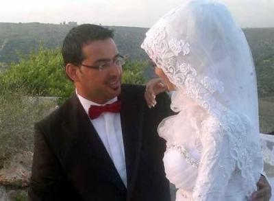 قاذف الحذاء في وجه بوش منتظر الزيدي يتزوج من اعلامية لبنانية