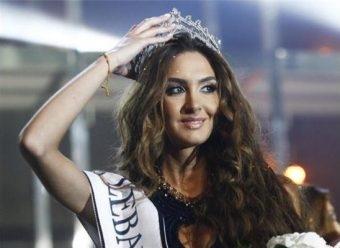 Miss Lebanon 2012 - Rina Chibany